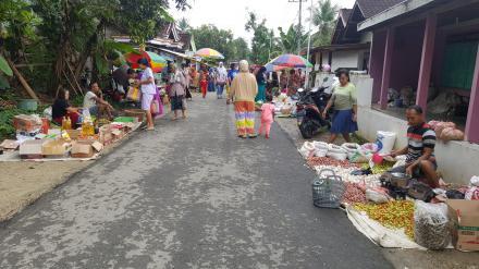 Pasar Desa, Geliat Ekonomi Masyarakat